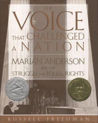 The Voice that Challenged a Nation: Marian Anderson and the Struggle for Equal Rights image cover