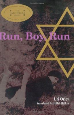 Run, Boy, Run image cover