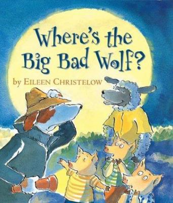 Wheres the big bad wolf? image cover