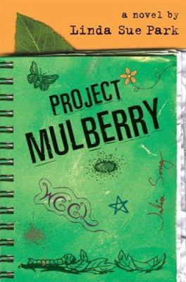 Project Mulberry : a novel image cover