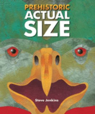 Prehistoric Actual Size image cover