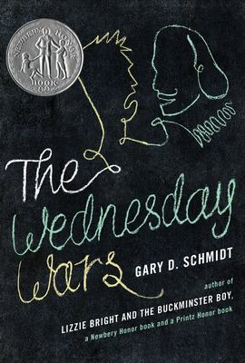 The Wednesday Wars  image cover