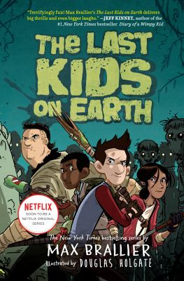 The Last Kids On Earth image cover