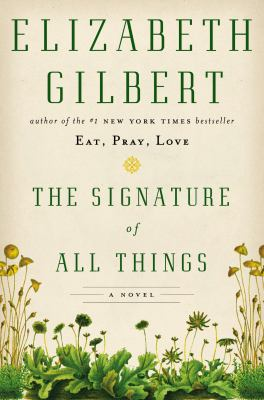 The Signature of All Things image cover