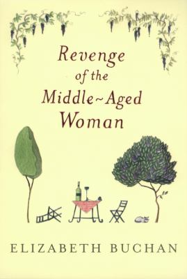 Revenge of the Middle-Aged Woman  image cover