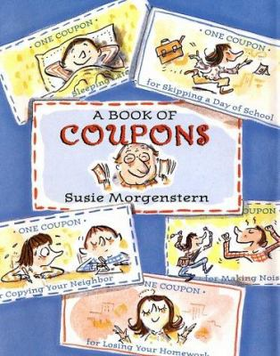 A Book of Coupons image cover