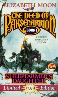Sheepfarmer's Daughter  cover