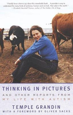 Thinking in pictures : and other reports from my life with autism image cover