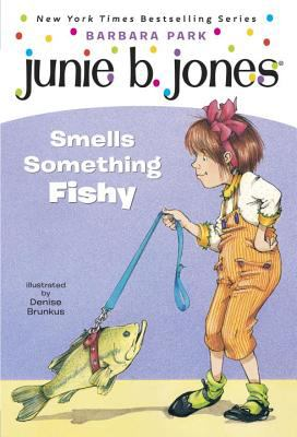 Junie B. Jones smells something fishy image cover