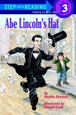 Abe Lincoln's hat image cover