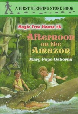 Afternoon on the Amazon image cover