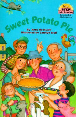 Sweet potato pie image cover