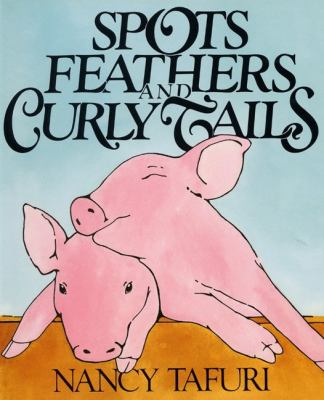 Spots, feathers, and curly tails image cover