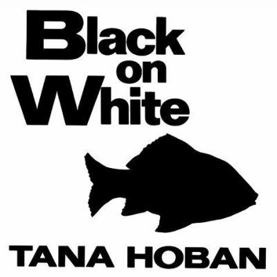 Black on White image cover