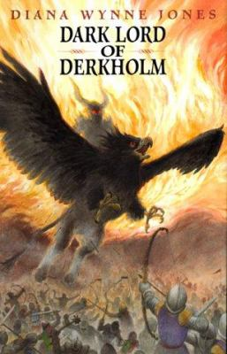 Dark Lord of Derkholm  image cover