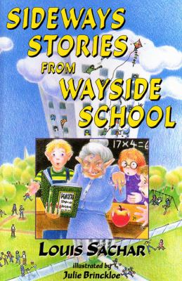 Sideways stories from Wayside School image cover