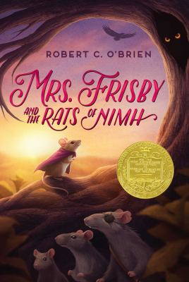 Mrs. Frisby and the rats of Nimh image cover
