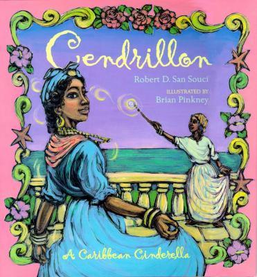 Cendrillon, a Caribbean Cinderella image cover