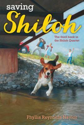 Saving Shiloh image cover