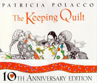 The keeping quilt image cover