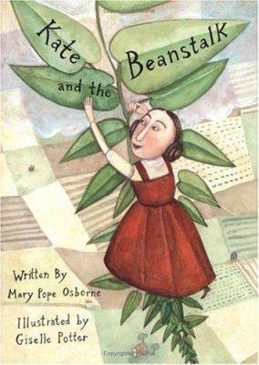 Kate and the Beanstalk  image cover