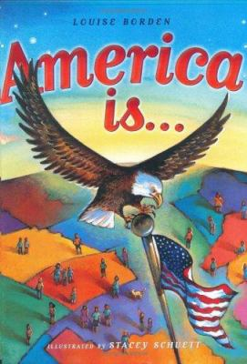 America Is... image cover