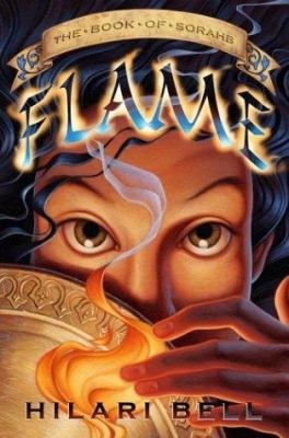 Flame image cover