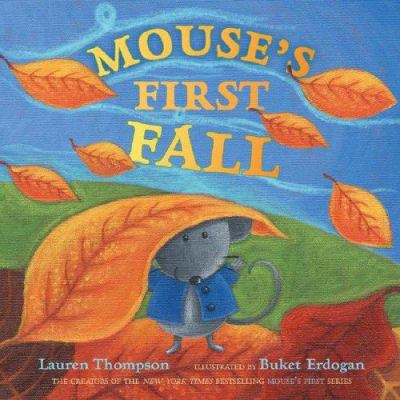 Mouse's First Fall  image cover