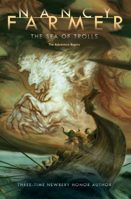 The Sea of Trolls  cover