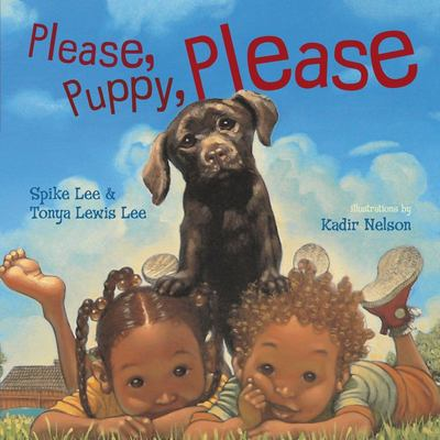Please, Puppy, Please  image cover
