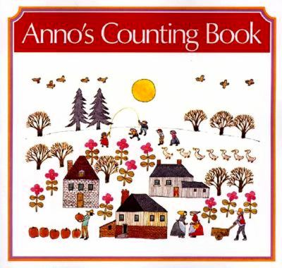 Anno's counting book image cover
