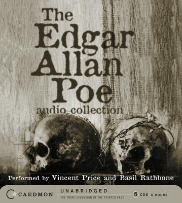 The Edgar Allan Poe audio collection cover