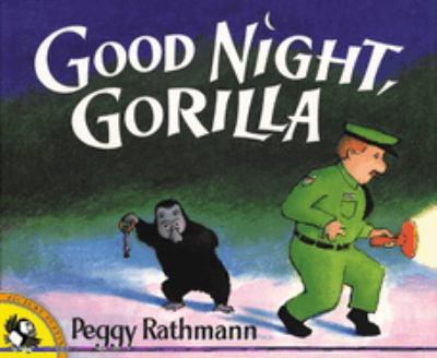 Good Night, Gorilla  image cover