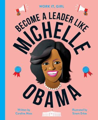 Become a Leader Like Michelle Obama image cover
