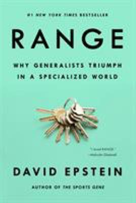 Range: Why Generalists Triumph in a Specialized World image cover