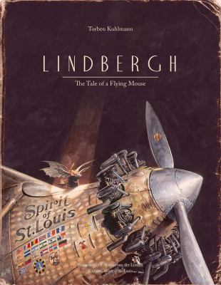 Lindbergh : the Tale of a Flying Mouse  image cover