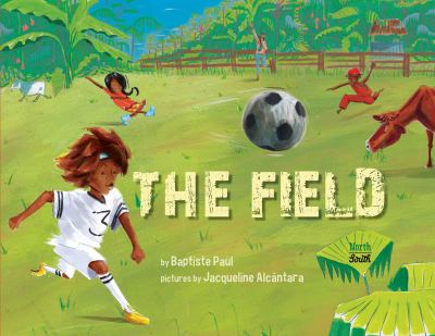 The field image cover