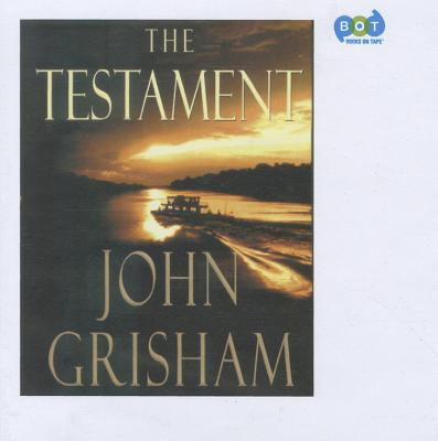 The Testament  (Narrator: Frank Muller) image cover