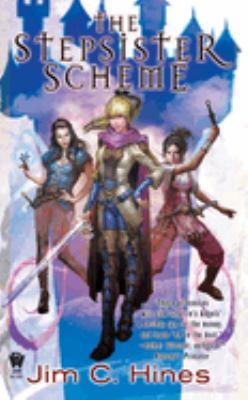 The Stepsister Scheme  cover
