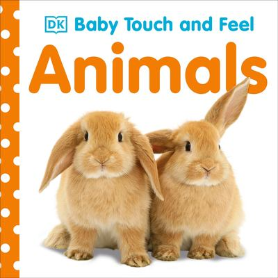 Baby Touch and Feel: Animals image cover