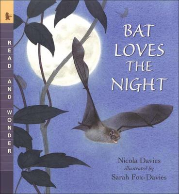 Bat loves the night image cover