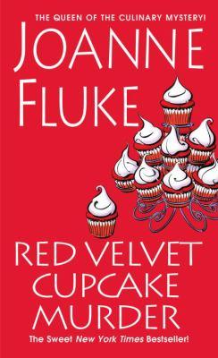 Red Velvet Cupcake Murder  image cover