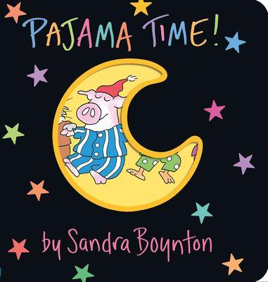 Pajama Time!  image cover