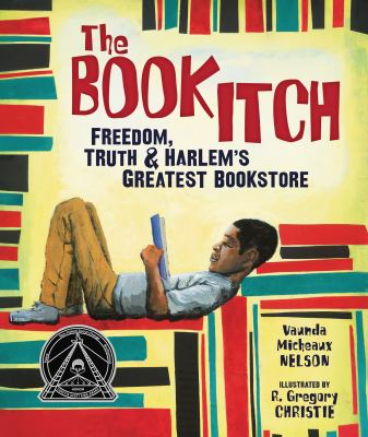 The Book Itch : Freedom, Truth, & Harlem image cover