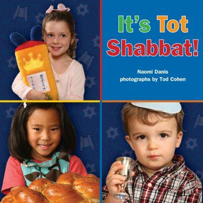 It's tot Shabbat! image cover