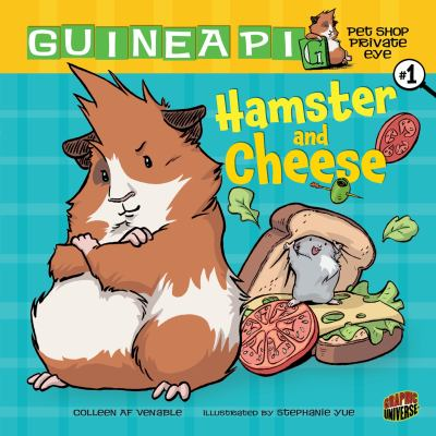Hamster and Cheese  image cover