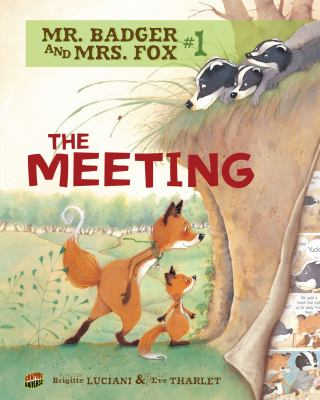 The Meeting  image cover