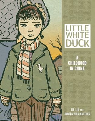 Little White Duck : a Childhood in China  image cover