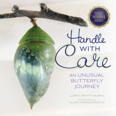Handle with Care: an unusual butterfly journey image cover