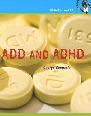ADD and ADHD image cover